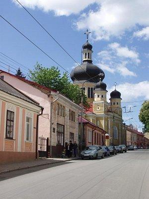 řecko-katolický kostel (nahrál: Kamil Hainc)