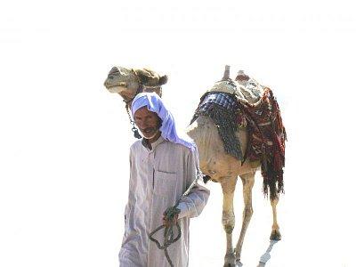 Beduín - Foto : Richard Dufek (nahrál: Richie)