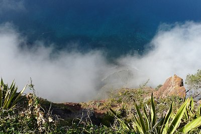 útes Cabo Girao (nahrál: Kacudek)