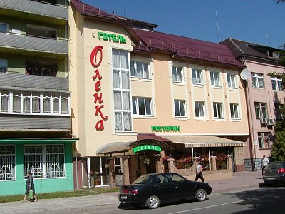 Hotel Olenka (nahrál: Jaroslav Bernášek)