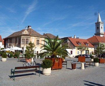 Rakousko 2009-město Rust