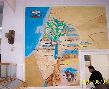Jordánsko - zaujimavá krajina