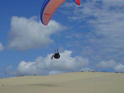 Pilátova Duna - Létání nad dunou (nahrál: Trochy)