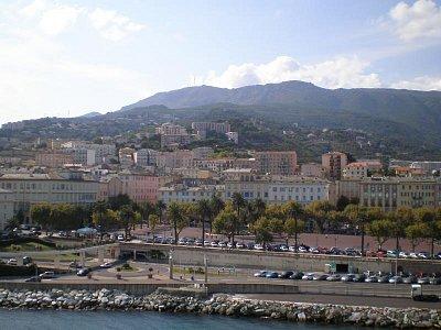 Bastia-z trajektu (nahrál: Vlaďka)