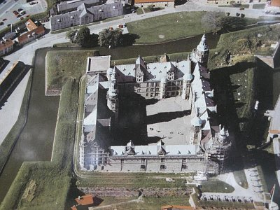 Maketa zámku (nahrál: Knoppová Zdeňka)