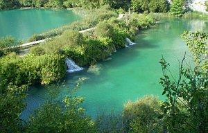 Plitvická jezera 2008