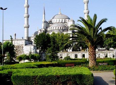 Modrá mešita (nahrál: pavlaurb)
