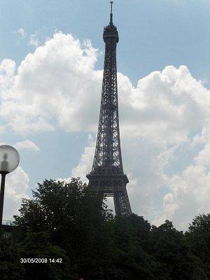 Orleans a Paříž 2008