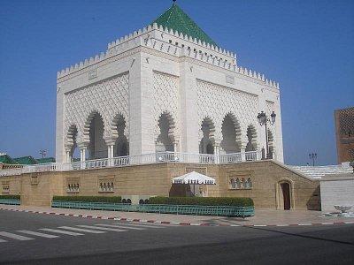 Mausoleum Mohammeda V.