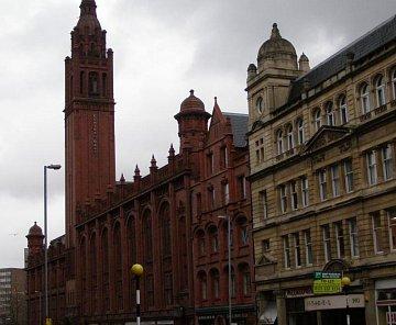 Birmingham - březen 2010