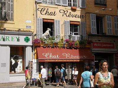 Chat Reveur (nahrál: Romana Pelikánová)