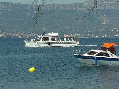 Split-Čiovo-Trogir (nahrál: luboš)