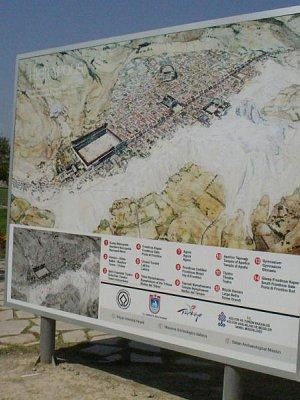 Pamukale - dovolená Turecko 2008