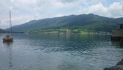 jezero attersee (nahrál: Marie Romanovská)