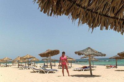 pláž Zarzis (nahrál: Helča2)
