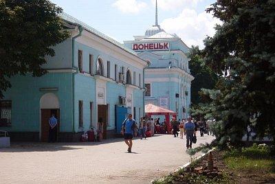 Doněck nádraží (nahrál: Iwana)