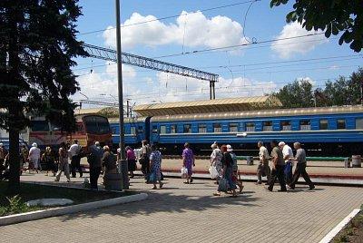 Doněck  - Doněcké nádraží  (nahrál: Iwana)