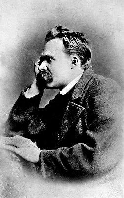 Friedrich Nietzsche - Friedrich Nietzsche. Zdroj: Wikipedia.org (nahrál: admin)