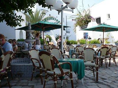 Maurská kavárna v Portu (nahrál: HelčaS)