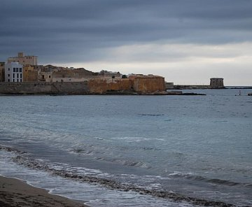 Sicílie, Trapani a okolí