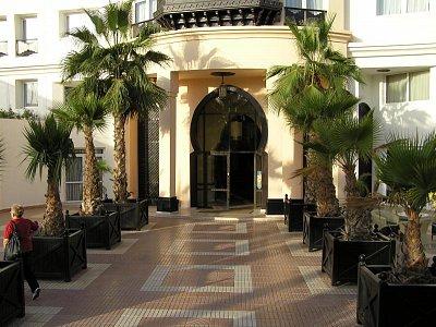 Vchod do hotelu Odysse  (nahrál: Malíková Margita)