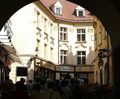 Bratislava - Michalská brána (nahrál: petras21)