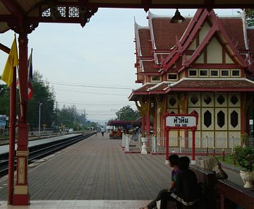 Hua Hin a okolí