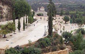 Klášter sv. Neofyta 2008