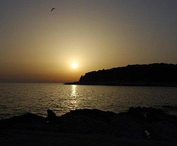 Chorvatsko - Mali Lošinj 2007