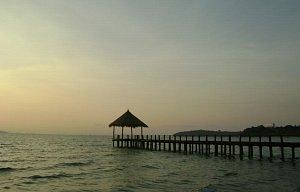 pláže Suhanoukville
