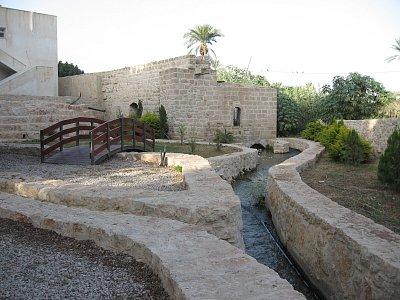 Jericho-vodovod (nahrál: Dorothea)