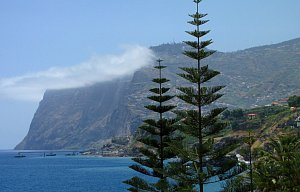 Madeira - červenec 2010