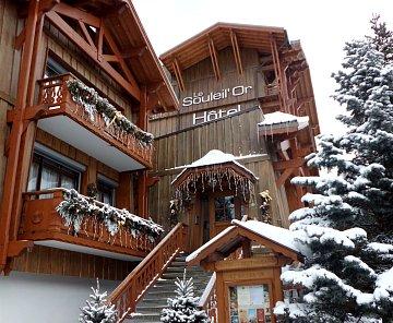Lyžovačka v Les Deux Alpes