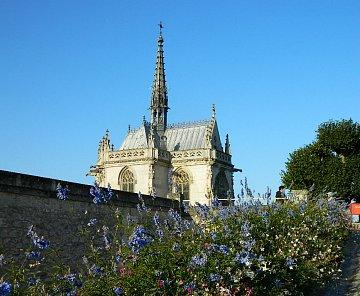Zámky na Loiře - Orléans Francie