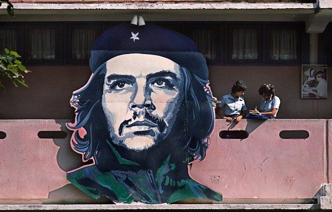 """Po stopách """"svatého"""" Che"""