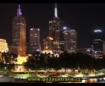 Melbourne - kulturní hlavní město Austrálie