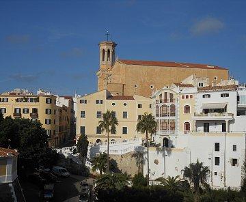 Plavba St. Tropez a ostrovy Středomoří- 3. Zastavení Menorca