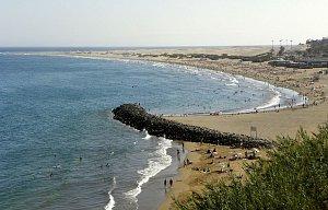 Španělsko II, Gran Canaria