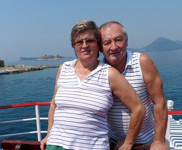 Černá Hora,Budva,17.8.-26.8.2012,část 3