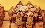 V muzeu vycpaných žab aneb Nejpodivnější muzea Evropy