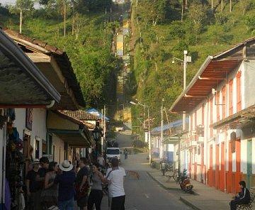 Salento, Quindió, Kolumbia