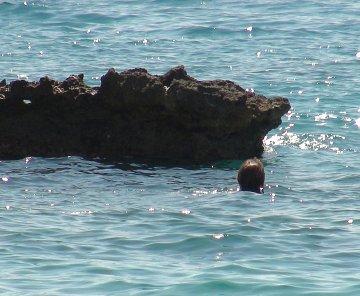 Jen tak poflakování - Korálová zátoka  a Paphos _ den osmý 30. 07. 2013
