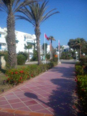Tunisko 2013-Eldorador Salammbo-Yasmine Hammamet