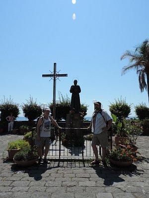 Sicílie 2014 - den druhý Acireale a Acitrezza