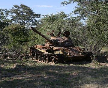 Angola čistá a nadějná