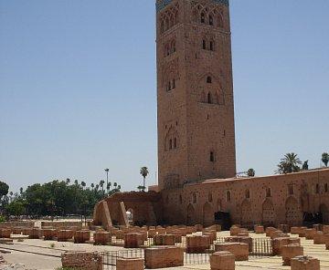 Maroko Marakéš 2017
