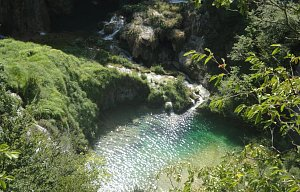 Chorvatsko - Plitvická jezera, Podgora