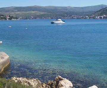 Chorvatsko 2012 Dalmácie