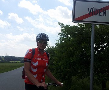 Cykloputování po Rakousku