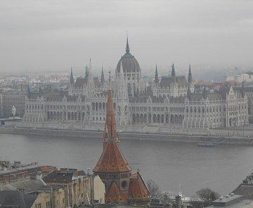 Budapešť December 2015
